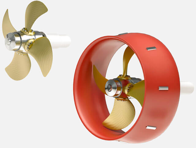 Graphics: CP Propeller & Nozzle