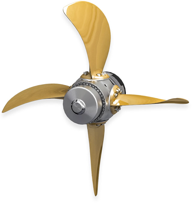 Graphics: Controllable Pitch (CP) Propeller